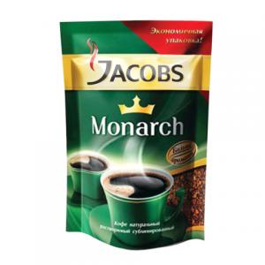 Кофе растворимый Jacobs Monarch 500 г (пакет)